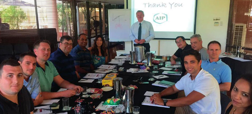 AIP Undertakes Corporate Training Program with Venus Packaging