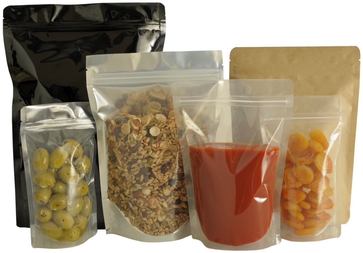 Packaging for ready-made meals for home delivery