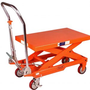 Hydraulic Lift & Flat Bed Trolleys
