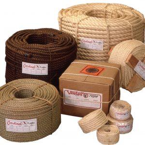 Natural Fibre Ropes (Sisal Rope)