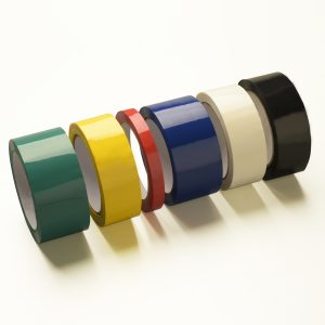 Coloured Packaging Tapes