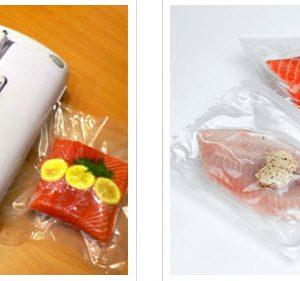 Vacuum pack bags