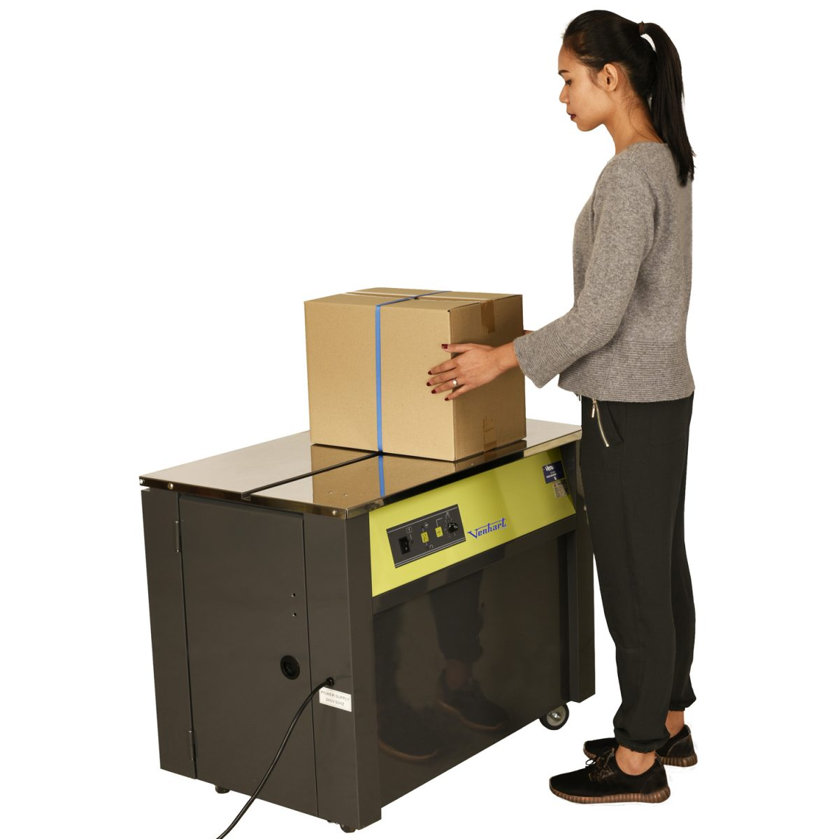 Choosing the right Strapping & Strapping Machine for your business