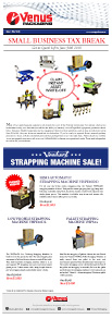 JUNE 2018      Strapping Machine Sale