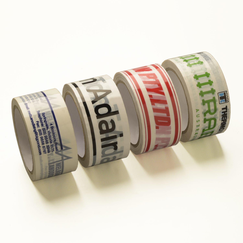 Custom Printed & Custom Cut Tape
